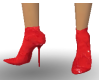 MJs Red Bling Ankle Bts