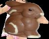 SE-Chocolate Easter Bunn