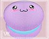ᘎК~Purple Kid Chair
