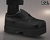 rz. Grunge Black Sneaker