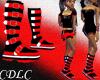 C.D.L.C Trackz...{Boots}