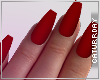 C| Coffin Nails - BLOOD