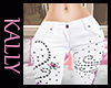 RLL White Pants
