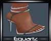 Summer Charcoal Heels