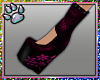 Pink Witch Shoes