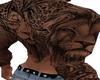 Front & Back Lion Tat