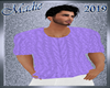 !b Knit Sweater Lavender