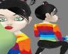 Rainbow Realistic Baby