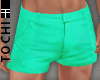 #T Miami Shorts #Turquoi