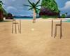 :3 Beach Volleyball 4ppl