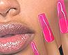 I│Jelly Nails Pink