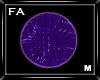 (FA)DiscoHeadV2M Purp3