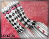 ~L* Bunny Royal Socks