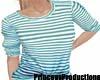PH~Blue&White Stripes