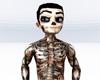 Halloween Skeleton Skin