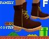 F. Mario+L Costume Boots