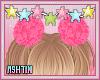 ! KID Pink Puffs