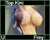Frey Top Kini F