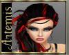 :Artemis:Elita Red/Blck