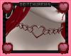 Heart Chain - Rose