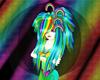 Rainbow Big Hair