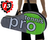 #13 Tennis Bag - GREEN