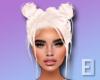 Isla White Hair