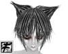 ~F~ BW Meow Akiko hair