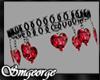 Bloody Heart Bracelet R