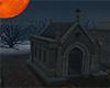 Halloween Mausoleum