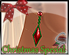 *S Christmas Earrings
