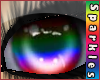 *S Rainbow Anime Eyes
