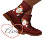 Boots Santa