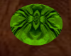 [CI] Green Pillow Rnd