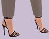 Simple Heels   Black