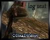 (OD) Log seat