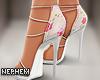 NP. Floral Heels