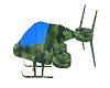 elicottero mimetico