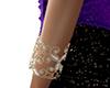 Bracelet or pierre