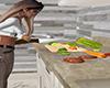 Mo kitchen Veggies