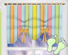 Kids ABC Nursery Curtain