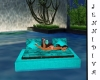 Playful Beach Water Bed