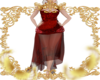 Ruby Warrior dress