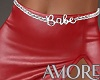 Amore Babe Belly Chain