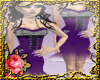 *L* Lisa violet dress