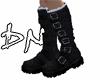 TR Boots: Modern Black