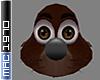 Cartoon Mouse Head