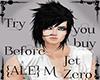 {ALE} Jet Zero Req.