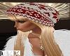 Winter Blonde HairHat