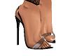 Classy Clear Heels